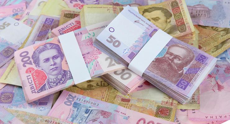 Банки-банкроты в мае получили около 900 млн гривен
