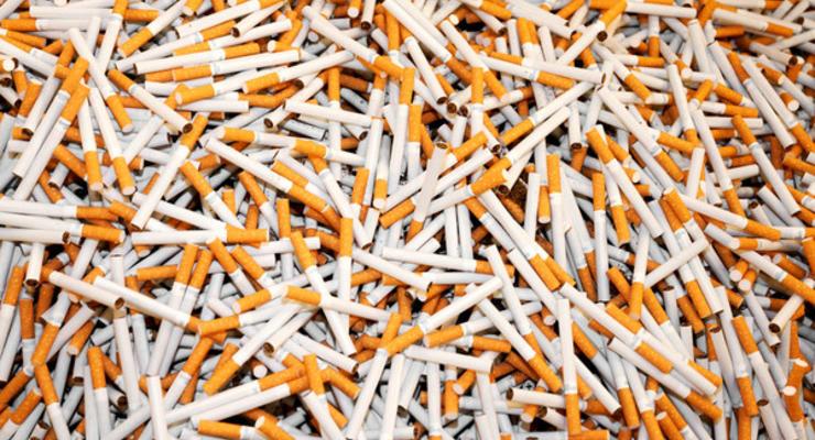 В Украине хотят усилить контроль за рынком сигарет