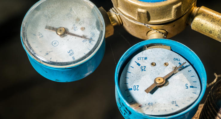 Украина значительно снизила импорт газа