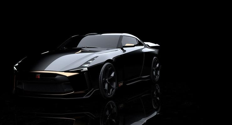 Nissan и Italdesign создали прототип нового суперкара
