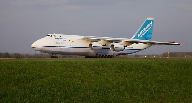 В Антонове рассказали о планах выпуска самолетов