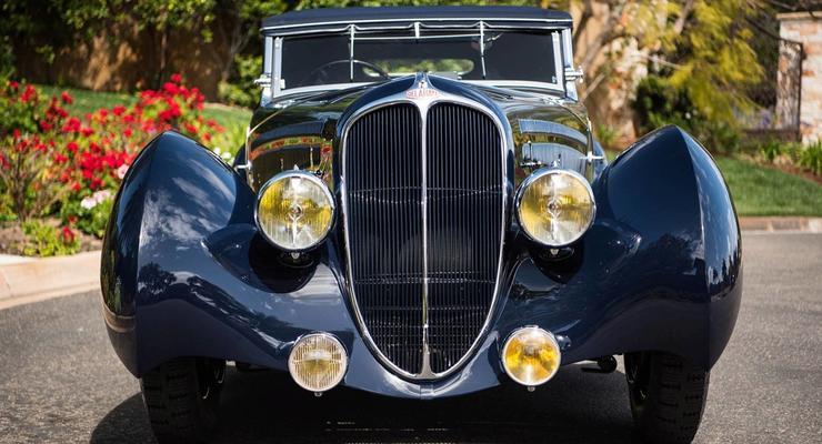 В США за 25 млн долларов продают самый красивый автомобиль в мире
