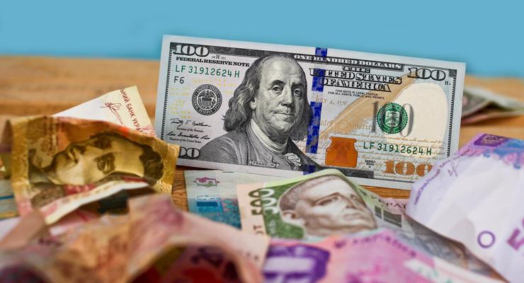Курс продажи евро в обменниках Киева резко вырос