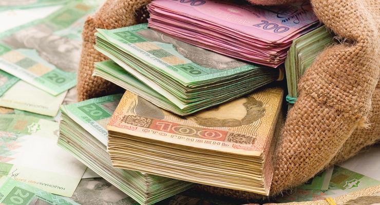 В Украине возросла денежная масса