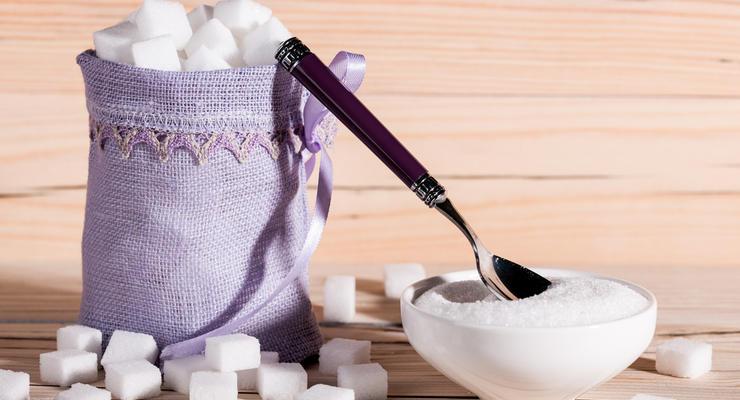 Украина значительно увеличила экспорт сахара
