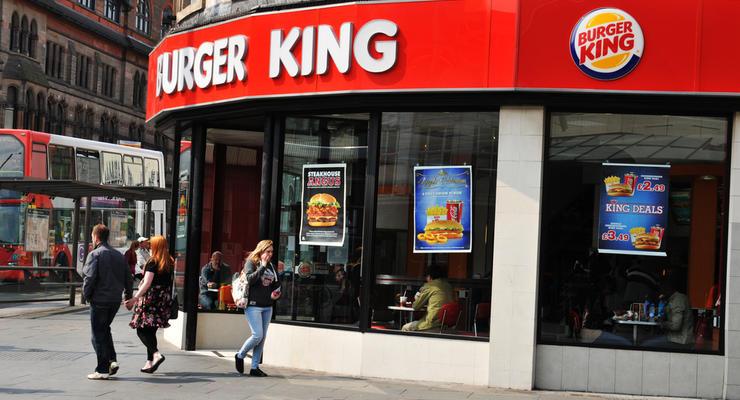Burger King уличили в слежке за смартфонами клиентов