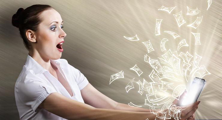 В НБУ прогнозируют увеличение денежных переводов в Украину