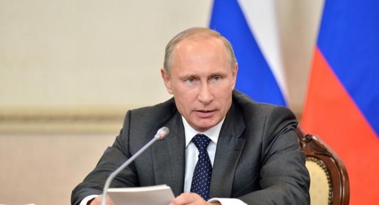 Путин назвал условие для сохранения транзита газа через Украину