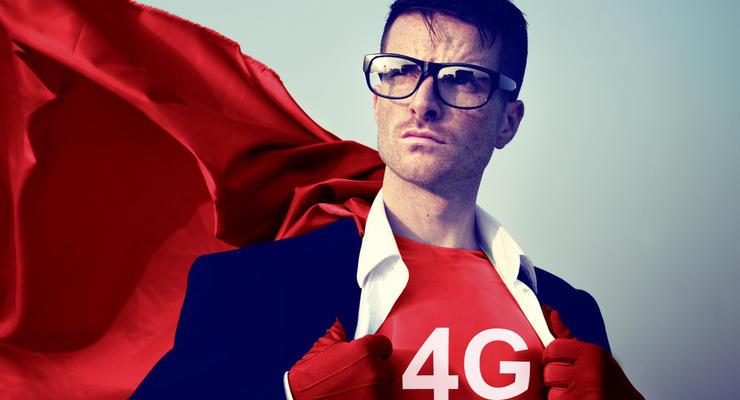 4G интернет Vodafone стал доступен почти 12 миллионам украинцев