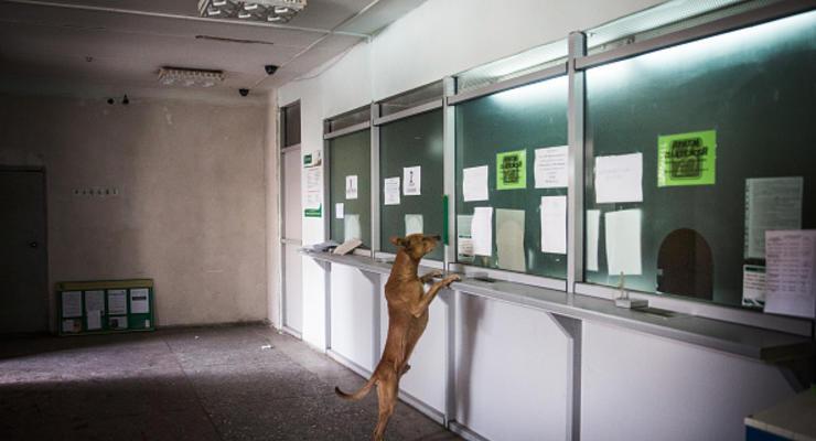 В Украине закрываются отделения банков