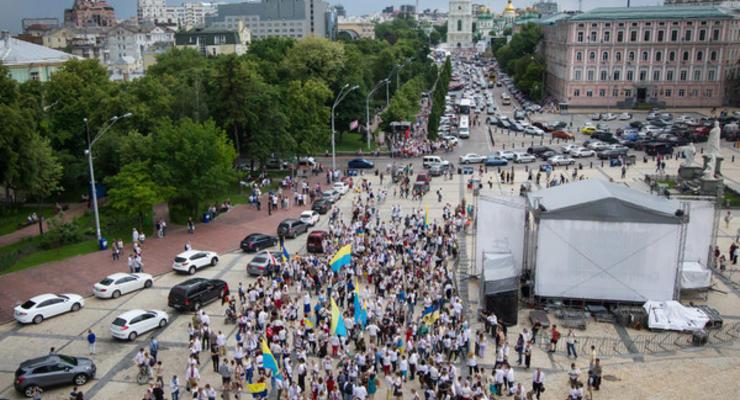 Украина готовится к переписи населения