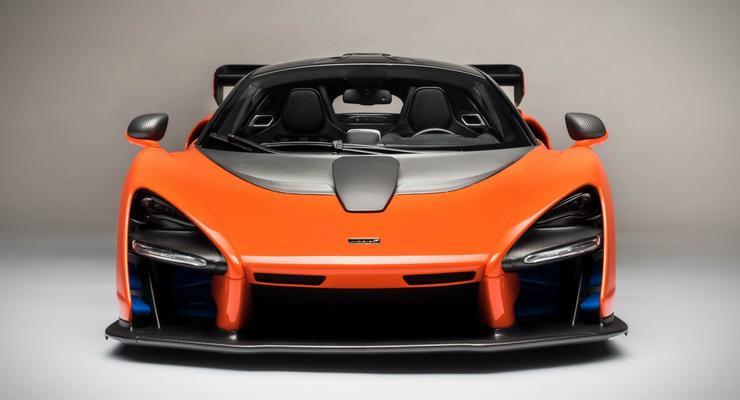 В Британии создали необычную модель гиперкара McLaren за 8 тысяч долларов