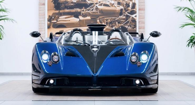 В Италии создали самый дорогой автомобиль
