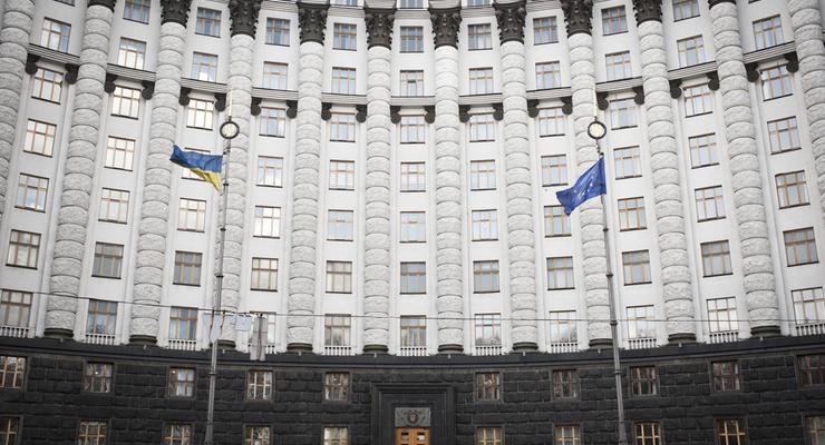 Кабмин выделил свыше 100 млн гривен на обустройство границы с Крымом
