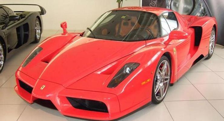 На продажу выставили уникальный суперкар Михаэля Шумахера