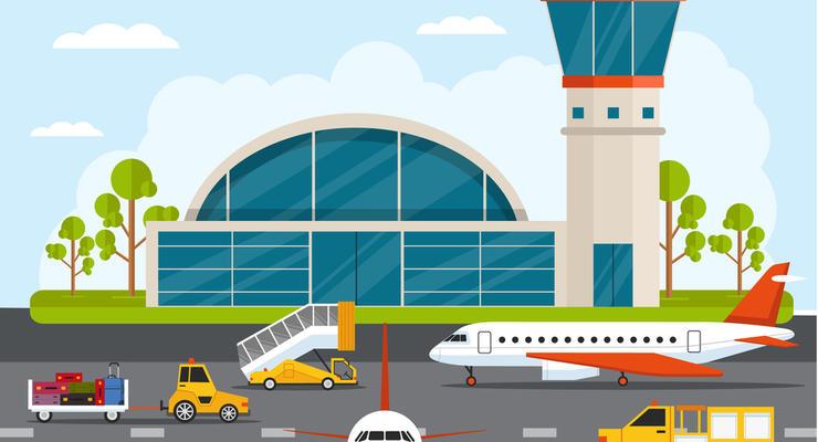 В аэропорту Киев расширяют терминал
