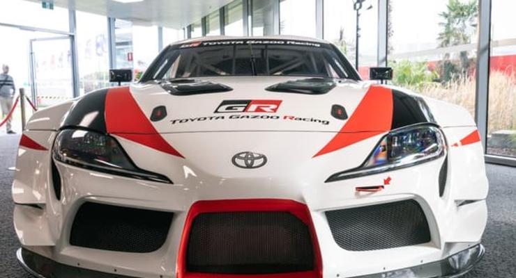 Toyota создала уникальный спорткар за 2 млн долларов