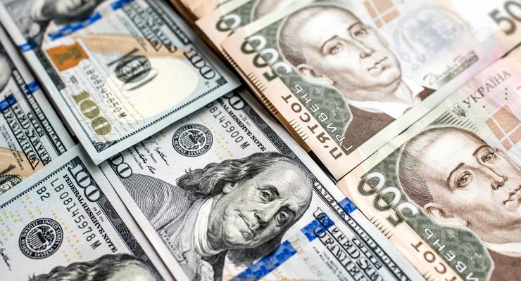 Украина выплатила за полгода по долгам 160 млрд гривен