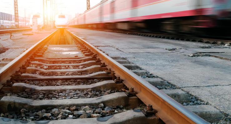Как проходит строительство железной дороги из Киева в аэропорт Борисполь