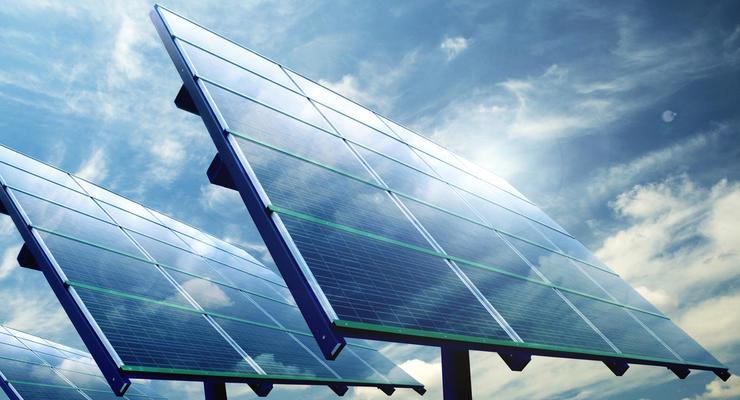 В Украине запустят новый завод по производству солнечных панелей