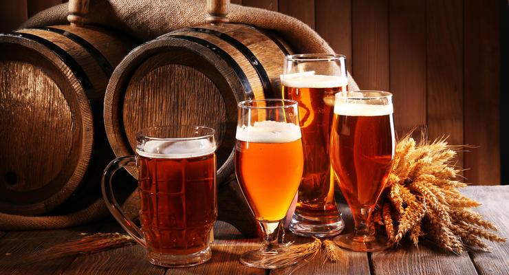 Украина попала в ТОП-6 поставщиков пива в страны ЕС