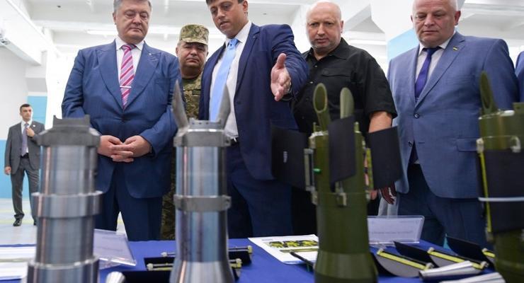 Украина запускает производство снарядов крупных калибров