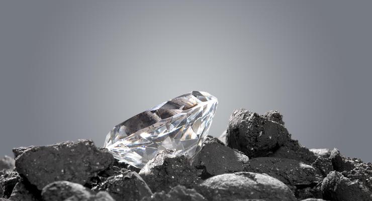 В Украине задумались над добычей алмазов