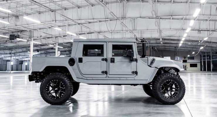 В США создали необычный Hummer за 239 тысяч долларов