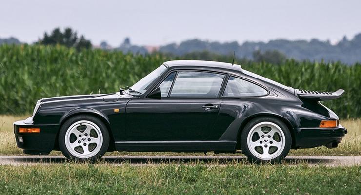 В США за миллион долларов продают редкий Porsche