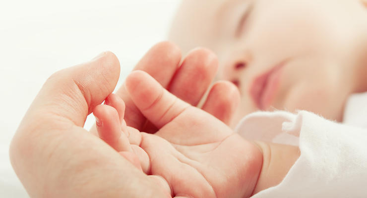 В Украине запустили новый социальный проект для новорожденных