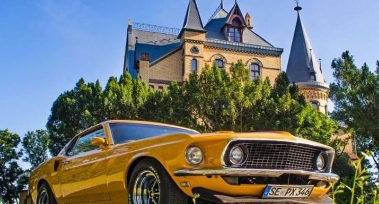 В Украине за 110 тысяч долларов продают культовый Ford