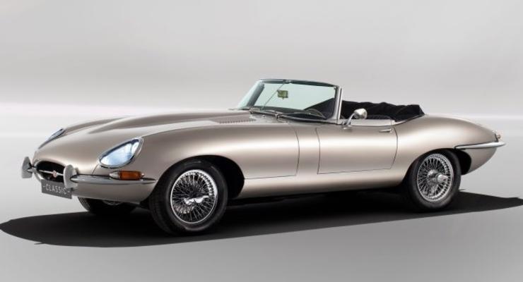 Jaguar запустит лимитированную серию самых красивых электромобилей в мире