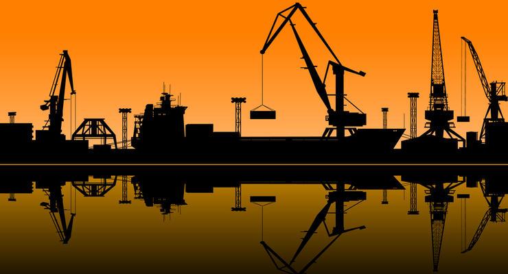 Сколько потеряли украинские порты из-за действий РФ в Азовском море