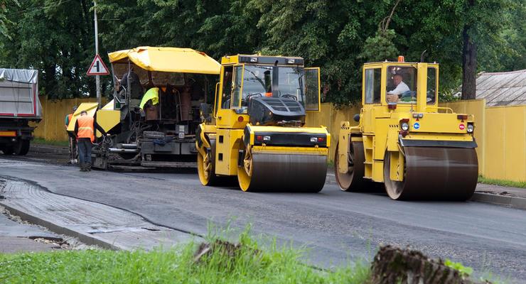 Укравтодор доволен: План по ремонту дорог в 2018 году выполнен на 63%