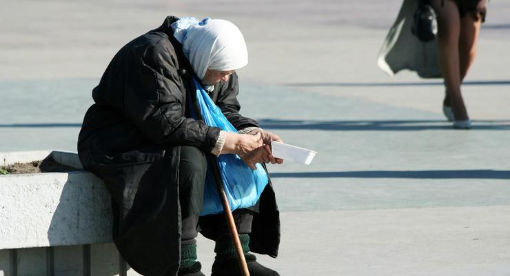 Сколько украинцев живет ниже порога бедности