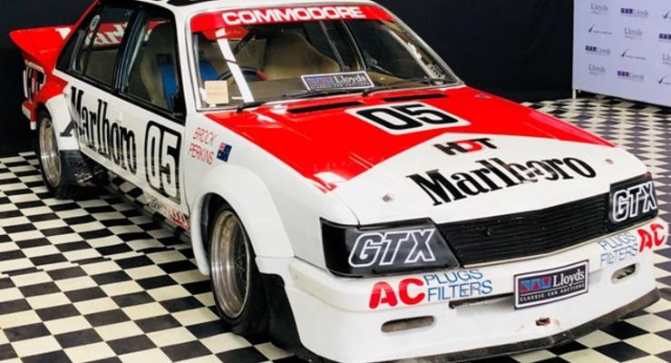 Найдено уникальное гоночное авто на аукционе в Сиднее