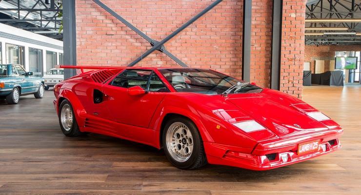Коллекционный Lamborghini выставлен на аукцион за полмиллиона долларов
