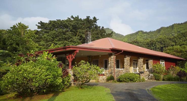 Королевское поместье на Гавайских островах выставлено на аукцион