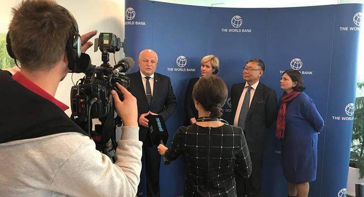 Финансовая помощь Украине от МБРР составит 3 млн долларов