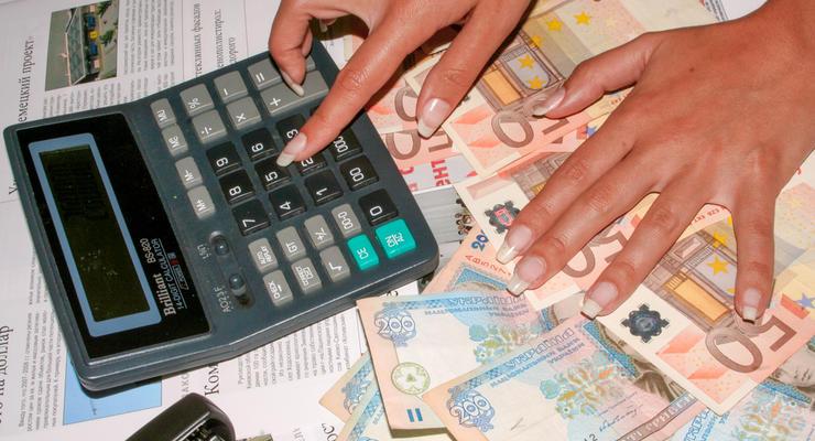 Профицит платежного баланса Украины составил 27 млн долларов