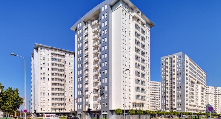 В Украине упала стоимость жилья на вторичную недвижимость