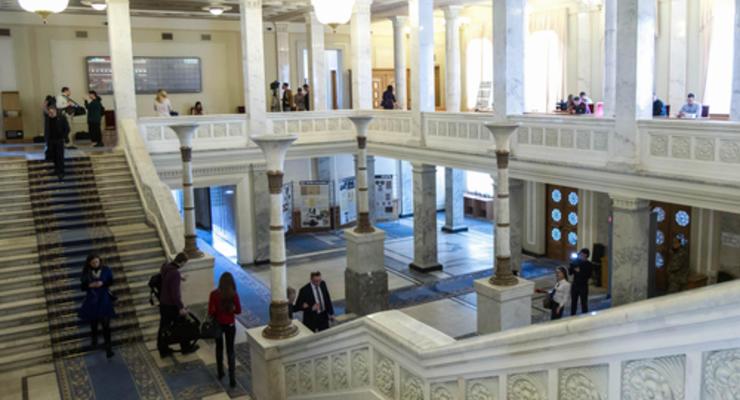 Верховная Рада может ввести наказание за оскорбление украинского языка