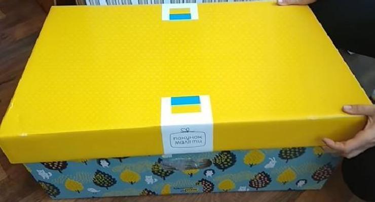 30 тысяч «пакетов малыша» отправились к новорожденным