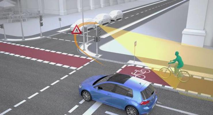 Благодаря Volkswagen и Siemens перекрестки станут более безопасными