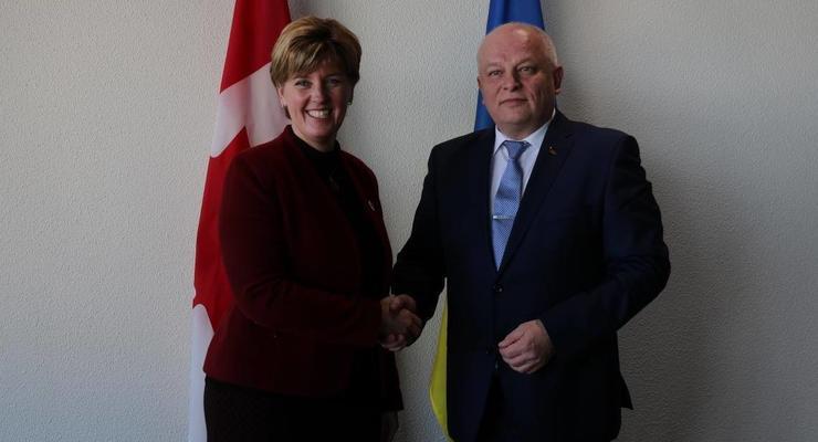 Украина и Канада продолжат экономическое сотрудничество