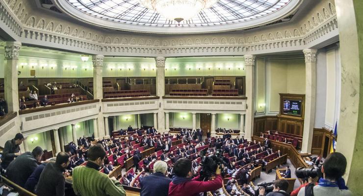 Законы и законопроекты, принятые 16-19 октября