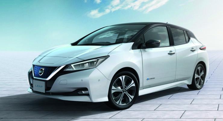 За год количество электромобилей выросло вдвое