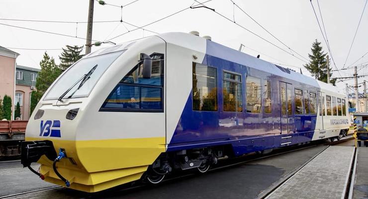 В сети появились фото новых автобусов на Борисполь