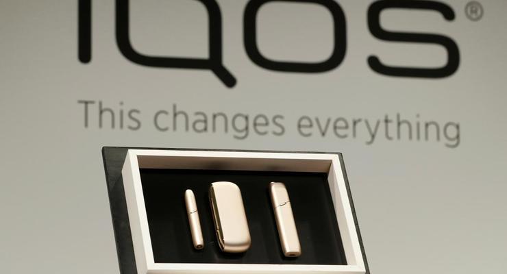 В Токио показали, как будет выглядеть новый IQOS 3