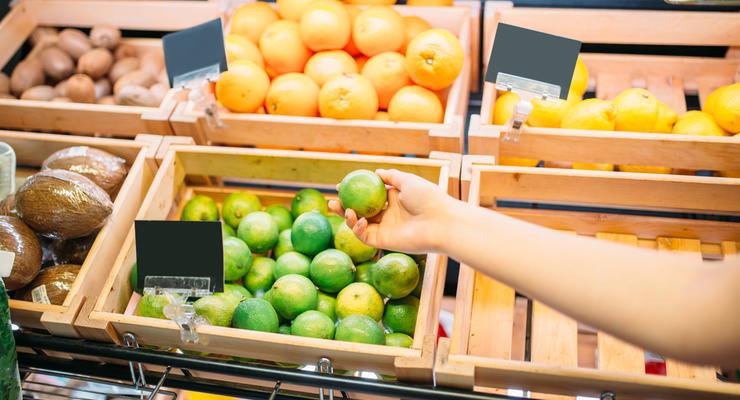 Импортные продукты в Украине могут упасть в цене
